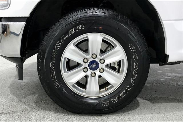 2020 Ford F-150 SuperCrew Cab 4x4, Pickup #PLKD11729 - photo 11