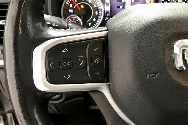 2020 Ram 1500 Quad Cab 4x4,  Pickup #PLN317020 - photo 24