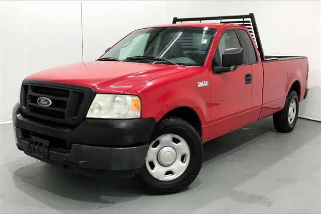 2005 Ford F-150 Regular Cab RWD, Pickup #T5NC09995 - photo 1