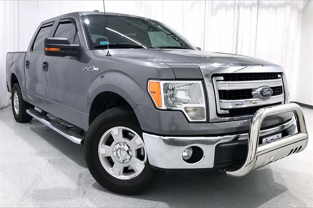 2013 Ford F-150 SuperCrew Cab 4x2, Pickup #TDFC71124 - photo 1
