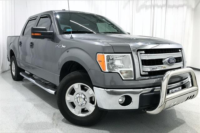 2013 Ford F-150 SuperCrew Cab 4x2, Pickup #TDFC71124 - photo 39