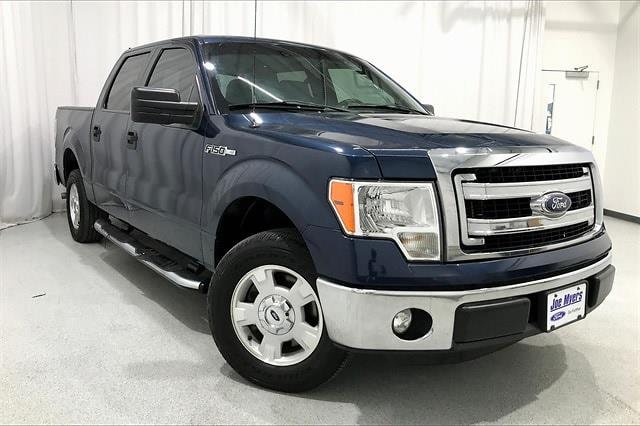 2014 Ford F-150 SuperCrew Cab 4x2, Pickup #TEKD44117 - photo 3