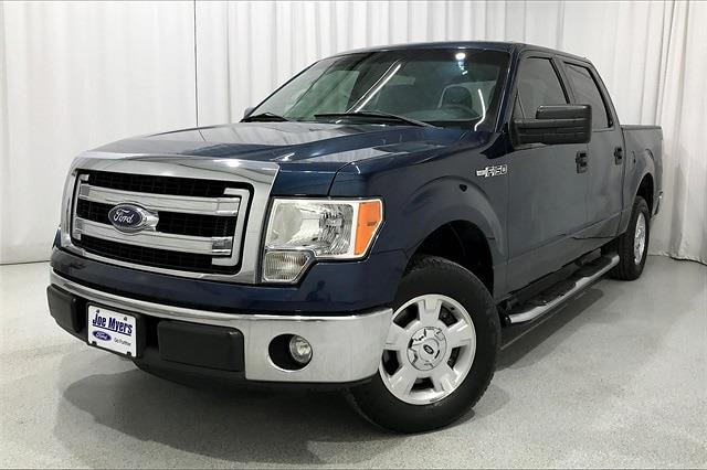 2014 Ford F-150 SuperCrew Cab 4x2, Pickup #TEKD44117 - photo 1