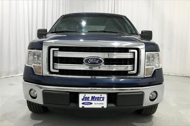 2014 Ford F-150 SuperCrew Cab 4x2, Pickup #TEKD44117 - photo 4