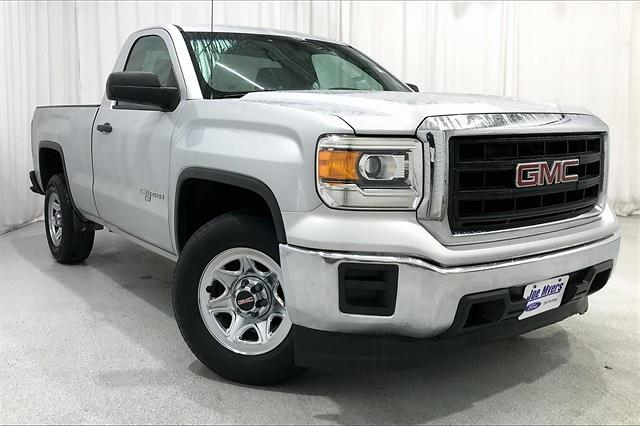 2014 GMC Sierra 1500 Regular Cab 4x2, Pickup #TEZ211476 - photo 1
