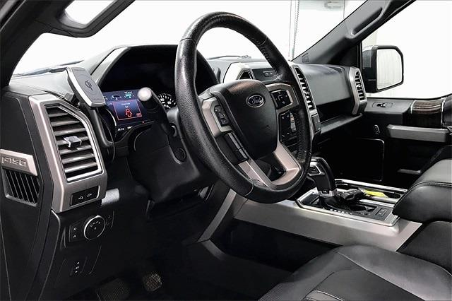 2015 Ford F-150 SuperCrew Cab 4x4, Pickup #TFFB87672 - photo 15