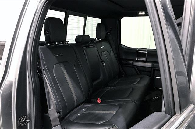 2015 Ford F-150 SuperCrew Cab 4x4, Pickup #TFFB87672 - photo 22