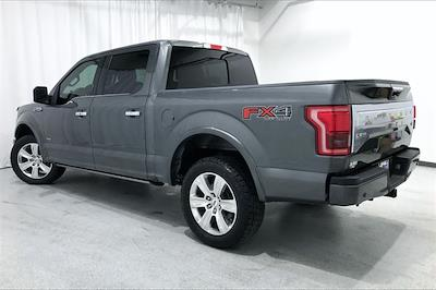2015 Ford F-150 SuperCrew Cab 4x4, Pickup #TFFB87672 - photo 2