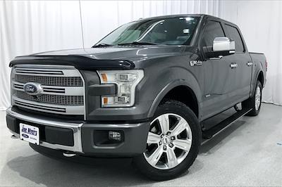 2015 Ford F-150 SuperCrew Cab 4x4, Pickup #TFFB87672 - photo 1