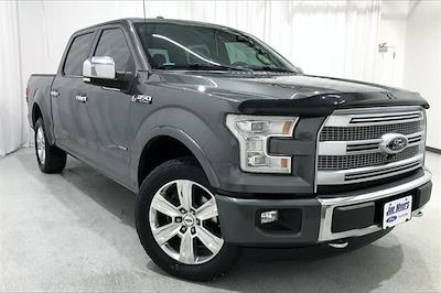 2015 Ford F-150 SuperCrew Cab 4x4, Pickup #TFFB87672 - photo 3
