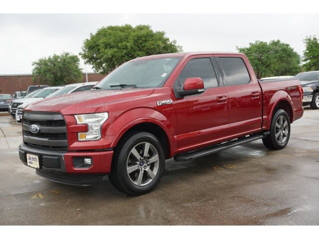 2015 F-150 SuperCrew Cab 4x2, Pickup #TFKF15110 - photo 25