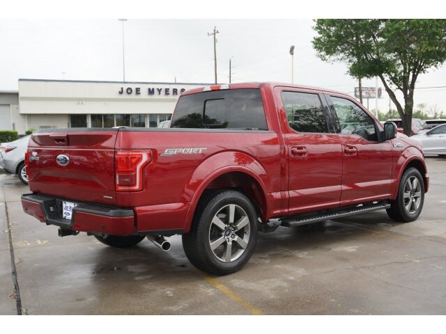 2015 F-150 SuperCrew Cab 4x2, Pickup #TFKF15110 - photo 2