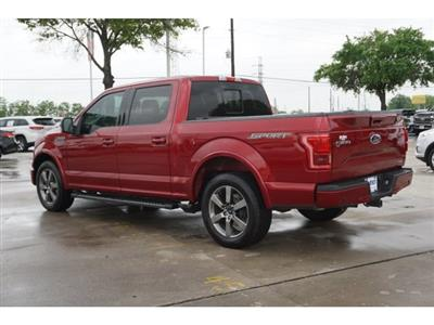 2015 F-150 SuperCrew Cab 4x2, Pickup #TFKF15110 - photo 3