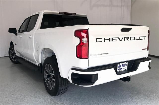 2020 Chevrolet Silverado 1500 Crew Cab RWD, Pickup #TLG274764 - photo 2