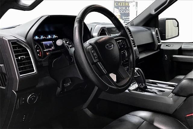 2016 Ford F-150 SuperCrew Cab 4x4, Pickup #TGFC07932 - photo 15