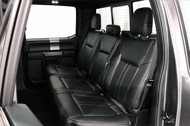 2016 Ford F-150 SuperCrew Cab 4x4, Pickup #TGFC07932 - photo 21