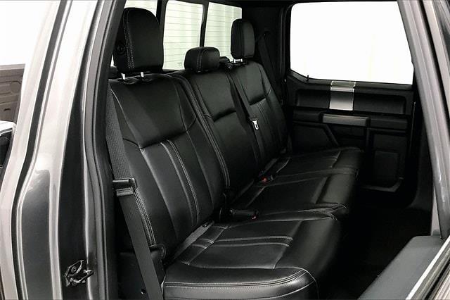 2016 Ford F-150 SuperCrew Cab 4x4, Pickup #TGFC07932 - photo 22