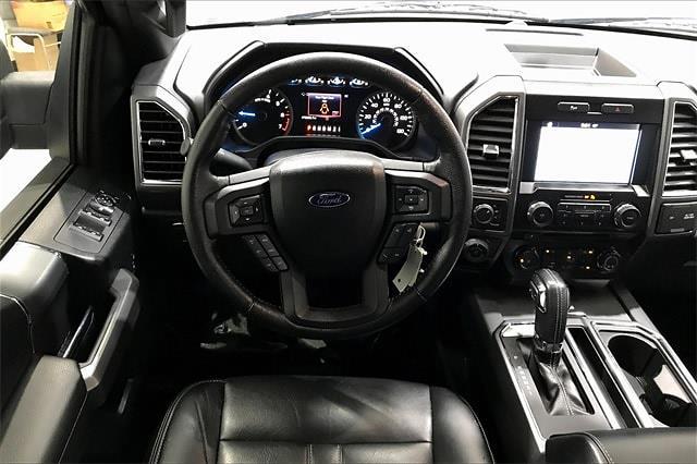 2016 Ford F-150 SuperCrew Cab 4x4, Pickup #TGFC07932 - photo 6