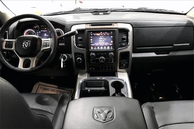 2016 Ram 2500 Crew Cab 4x4, Pickup #TGG287432 - photo 17