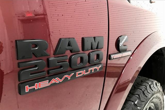 2016 Ram 2500 Crew Cab 4x4, Pickup #TGG287432 - photo 9