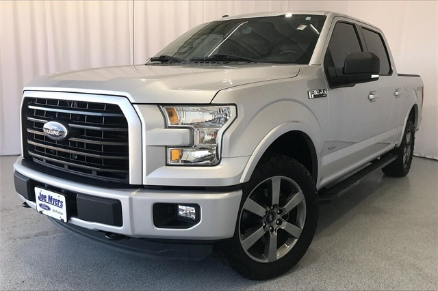 2016 Ford F-150 SuperCrew Cab 4x4, Pickup #TGKE42315 - photo 1