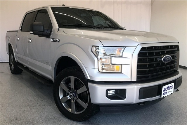2016 Ford F-150 SuperCrew Cab 4x4, Pickup #TGKE42315 - photo 39