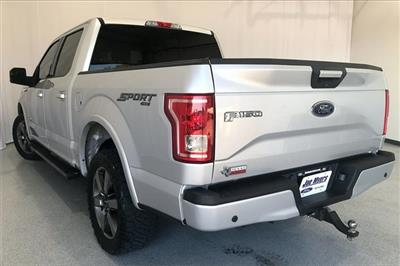 2016 Ford F-150 SuperCrew Cab 4x4, Pickup #TGKE42315 - photo 2