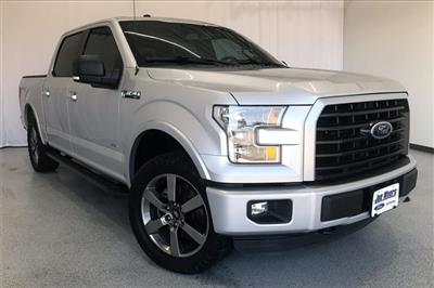 2016 Ford F-150 SuperCrew Cab 4x4, Pickup #TGKE42315 - photo 3