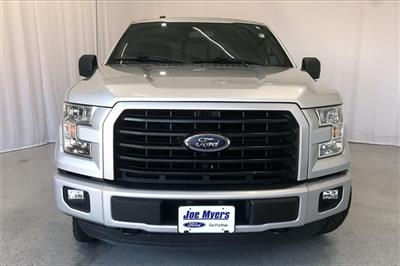 2016 Ford F-150 SuperCrew Cab 4x4, Pickup #TGKE42315 - photo 4