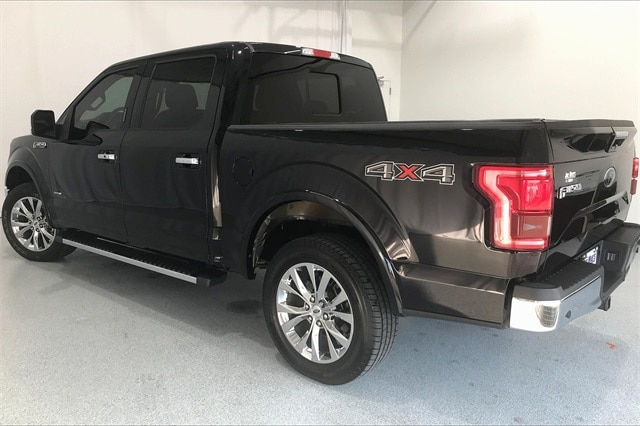 2016 Ford F-150 SuperCrew Cab 4x4, Pickup #TGKF16536 - photo 11