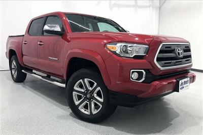 2016 Toyota Tacoma Double Cab 4x4, Pickup #TGX014505 - photo 3