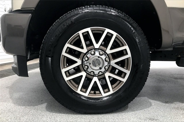 2017 Ford F-350 Crew Cab 4x4, Pickup #THEB76077 - photo 11