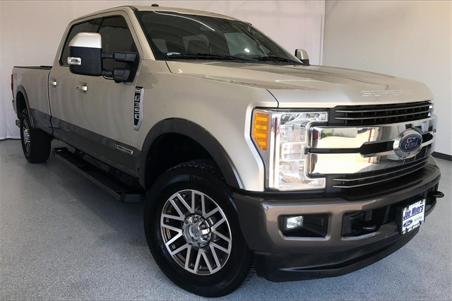 2017 Ford F-350 Crew Cab 4x4, Pickup #THEB76077 - photo 39