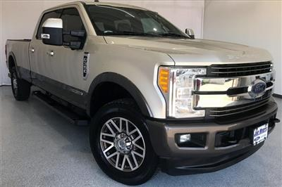 2017 Ford F-350 Crew Cab 4x4, Pickup #THEB76077 - photo 3