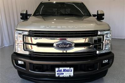 2017 Ford F-350 Crew Cab 4x4, Pickup #THEB76077 - photo 4