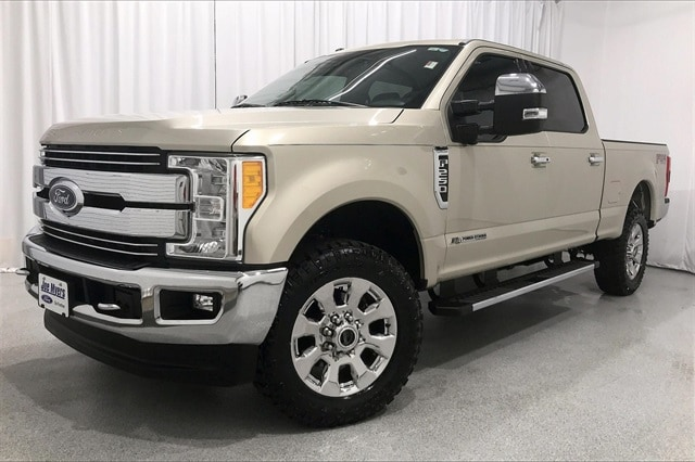 2017 Ford F-250 Crew Cab 4x4, Pickup #THED32179 - photo 1
