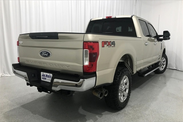 2017 Ford F-250 Crew Cab 4x4, Pickup #THED32179 - photo 14