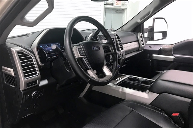 2017 Ford F-250 Crew Cab 4x4, Pickup #THED32179 - photo 15