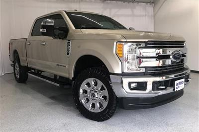 2017 Ford F-250 Crew Cab 4x4, Pickup #THED32179 - photo 3