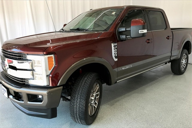 2017 Ford F-250 Crew Cab 4x4, Pickup #THED77082 - photo 1