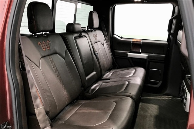 2017 Ford F-250 Crew Cab 4x4, Pickup #THED77082 - photo 22