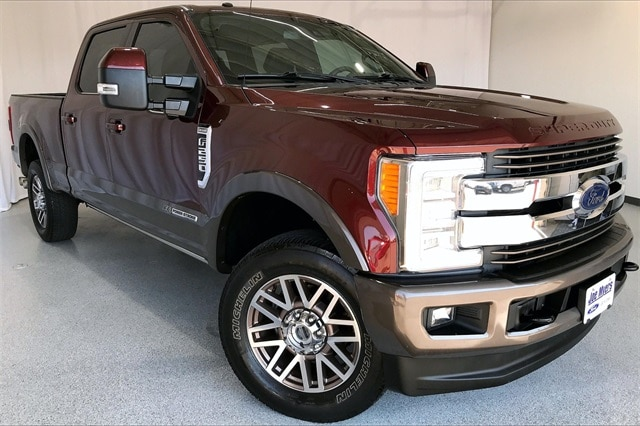 2017 Ford F-250 Crew Cab 4x4, Pickup #THED77082 - photo 3