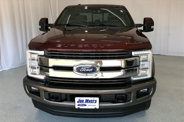 2017 Ford F-250 Crew Cab 4x4, Pickup #THED77082 - photo 4