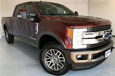 2017 Ford F-250 Crew Cab 4x4, Pickup #THED77082 - photo 39