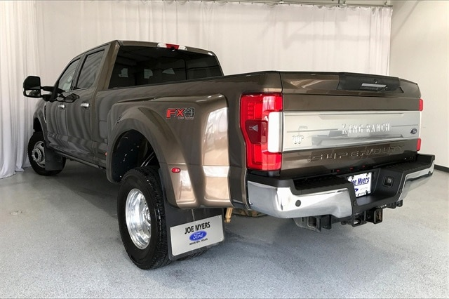 2017 Ford F-350 Crew Cab DRW 4x4, Pickup #THEE23838 - photo 2