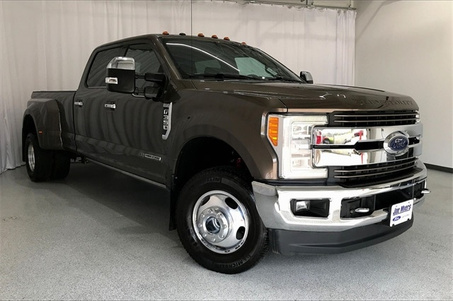 2017 Ford F-350 Crew Cab DRW 4x4, Pickup #THEE23838 - photo 39