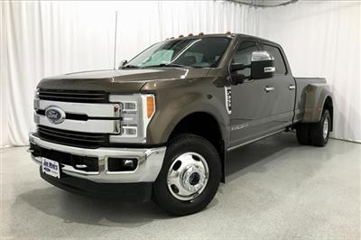 2017 Ford F-350 Crew Cab DRW 4x4, Pickup #THEE23838 - photo 1