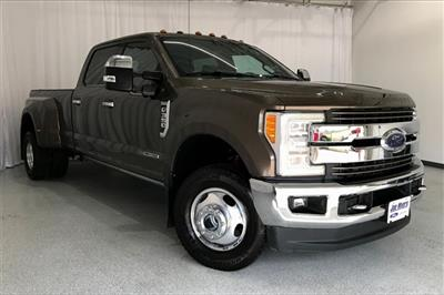 2017 Ford F-350 Crew Cab DRW 4x4, Pickup #THEE23838 - photo 3