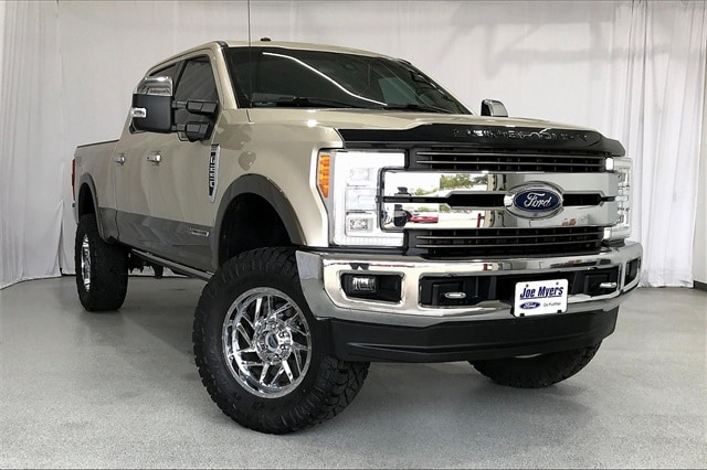 2017 Ford F-250 Crew Cab 4x4, Pickup #THEE80873 - photo 3
