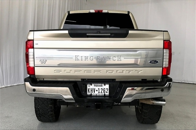 2017 Ford F-250 Crew Cab 4x4, Pickup #THEE80873 - photo 5